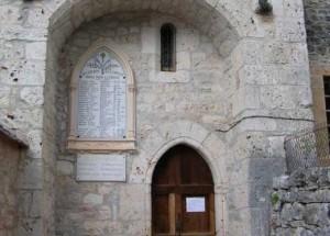 Eglise Saint-Martin de La Capelle