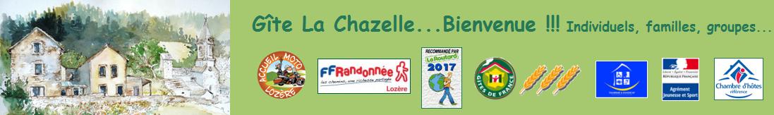 Gite La Chazelle